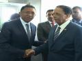 Après une visite de 4 jours A Maurice le président malgache et son épouse ont regagné leur pays dimanche