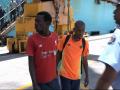 Tanzaniens arrêtés à Port Louis