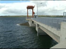 Bagatelle Dam