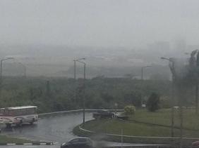 Temps pluvieux a Moka, MBC