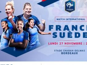 Football Feminin France V S Suede Mauritius Broadcasting Corporation
